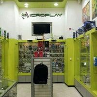Photo taken at Microplay Mall Plaza El Trebol by josecarlos r. on 7/3/2012
