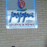 Photo taken at Poppa by Jose Luis R. on 7/18/2012