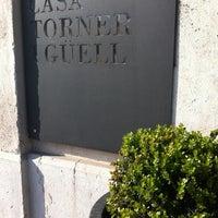 Photo taken at Casa Torner i Güell by Francesc H. on 4/20/2012