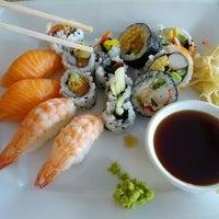 Photo taken at Atara Sushi by Thomas K. on 8/11/2012
