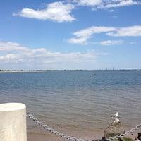 Photo taken at Kingsborough Waterfront by Joe D. on 6/6/2012
