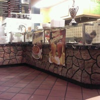 Photo taken at Taqueria Los Caporales by amy F. on 4/8/2012