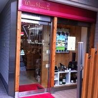 Photo taken at ワイングロッサリー by Kentaro Y. on 6/5/2012