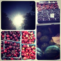 Photo taken at Central NY Regional Market by Daniel D. on 6/23/2012