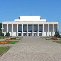 Photo taken at Пушкинские Горы by Evgeniy on 7/24/2012