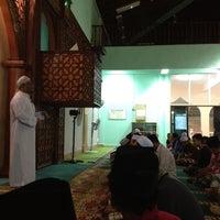 Photo taken at Masjid Ar Rahman Tenom by Eddy A. on 8/10/2012