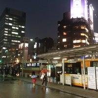 Photo taken at 品川駅港南口バスターミナル by BJ Y. S. on 5/9/2012