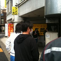 Photo prise au Ramen Jiro par Shinji F. le4/6/2012
