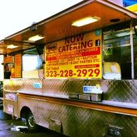 Photo taken at Tacos El Gallito by Gena M. on 8/26/2012