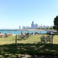 Photo taken at Chicago Lakefront by Billy C. on 6/15/2012