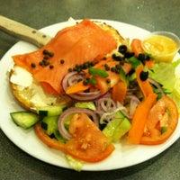 Photo taken at Ridgewood Eats by Ira N. on 2/6/2012