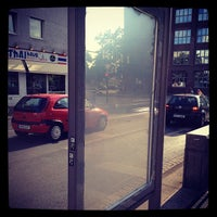 Photo taken at U Werderstraße by timoschca on 6/26/2012