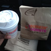Photo taken at Dunkin Donuts by Aaron C. on 5/10/2012