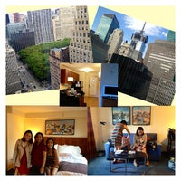 Photo taken at Residence Inn by Marriott New York Manhattan/Times Square by @JuliusOCloset o. on 5/5/2012