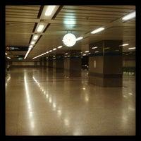 Photo taken at MRT Bang Sue (BAN) by Domoku S. on 8/25/2012