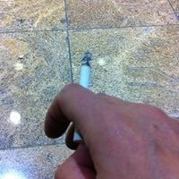 Photo taken at Smoking Lounge by Jim W. on 2/7/2012