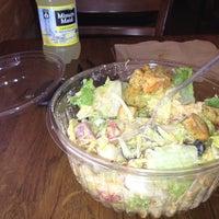 Photo taken at Giardino Gourmet Salads by Humberto K. on 6/18/2012