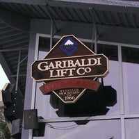 Photo taken at (GLC) Garibaldi Lift Co. Bar & Grill by Steve M. on 3/18/2012