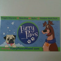 Photo taken at Furry Paws Fort Lauderdale by Jen F. on 4/1/2012