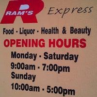 Photo taken at Ram's Express Frigate Bay by Patrick Z. on 6/12/2012