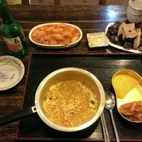 Photo taken at 전투떡볶이 by DoHyun K. on 2/13/2012