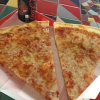 Photo taken at East Side Pizza by Pedro C. on 4/26/2012