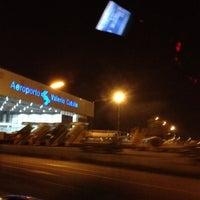 """Photo taken at Aeroporto di Verona """"Valerio Catullo"""" (VRN) by Michele C. on 8/22/2012"""