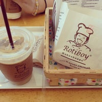 Photo taken at Rotiboy by ใหม่ A. on 7/29/2012
