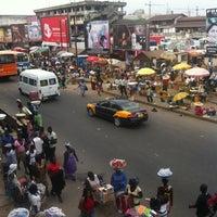 Photo taken at Makola Market by Lennox A. on 3/26/2012