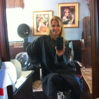 Photo taken at Artistic Hair Care and Design by BessAuer on 5/15/2012