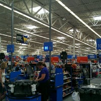 Photo taken at Walmart Supercenter by Michael O. on 9/1/2012