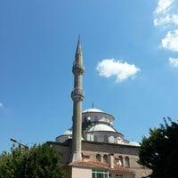 Photo taken at Etiler Camii by Erhan E. on 8/17/2012