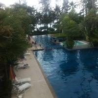 Photo taken at Montra Resort & Spa by Tarnzie R. on 4/16/2012