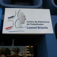 Photo taken at Centro de Referência do Trabalhador - Leonel Brizola by Waldemar J. on 6/29/2012