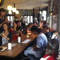 Photo taken at Café Drudenfuss by Virginia P. on 8/10/2012