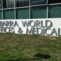 Photo taken at Barra World Shopping by Daniel P. on 4/24/2012