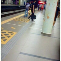 Photo taken at RapidKL Hang Tuah (ST3) LRT Station by sos t. on 4/23/2012