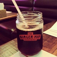 Photo taken at The Burger Map by Bruno B. on 6/15/2012