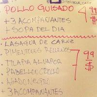 Photo taken at La Pergola Cafe by Mauricio Gómez - P. on 2/21/2012