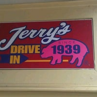 Photo taken at Jerry's Drive In by Christopher W. on 7/9/2012