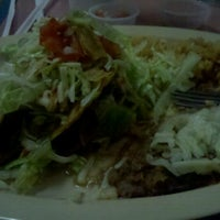 Photo taken at El Sancho Loco Taqueria by Cathy P. on 7/13/2012