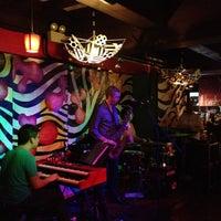 Photo taken at Blu Jaz Cafe by Иван М. on 8/17/2012
