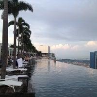 Photo taken at Marina Bay Sands Hotel by boy n. on 7/6/2012