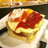 Photo taken at Kedai DOJO Sukarasa by Bayu A. on 4/12/2012
