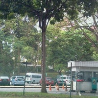 Photo taken at Grange Road Car Park (G 0005) by Where's Uncle Flea? on 3/1/2012