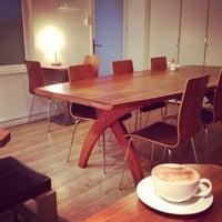 Photo taken at Scandinavian Kitchen by Bertie S. on 3/18/2012