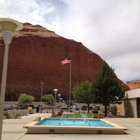 Photo taken at BuRec Memorial Fountain by Kelly S. on 8/6/2012