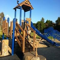 Photo taken at Arroyo Vista Community Park by Gonzalo A. on 8/30/2012