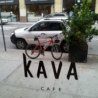 Photo taken at Kava Cafe by Fred W. on 6/17/2012