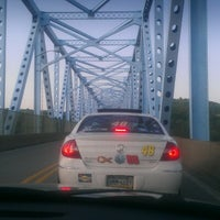 Photo taken at Monaca-East Rochester Bridge by B Ian on 8/24/2012